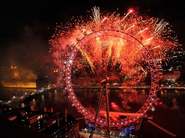 The London Eye - Abra seus olhos em 2010