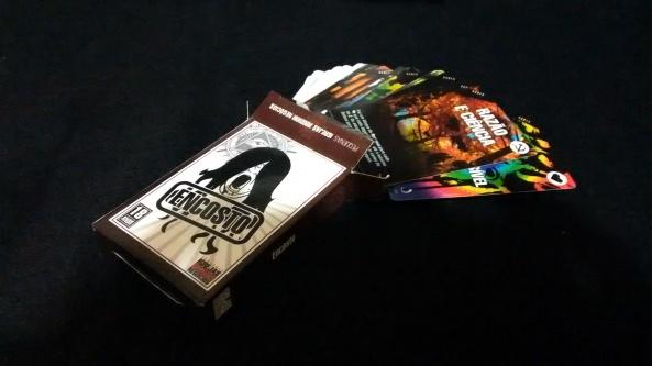 """O deck """"Encosto"""" - o 1º jogo alternativo para PIGN"""